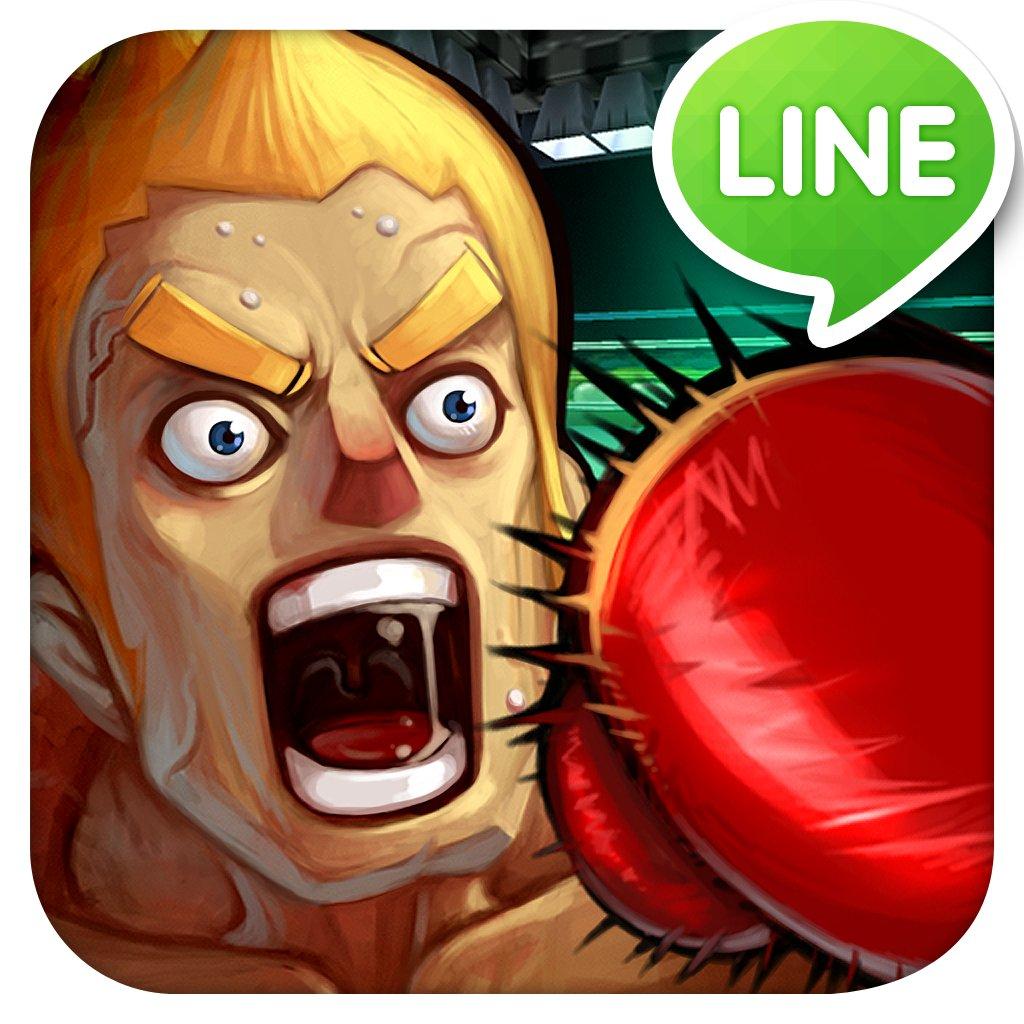LINE パンチヒーロー